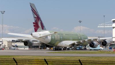 F-WWSG - Airbus A380-861 - Qatar Airways