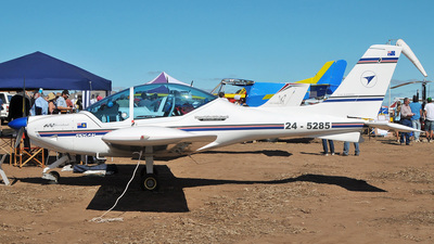 24-5285 - Fly Synthesis Texan 600 - Private
