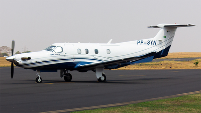 PP-SYN - Pilatus PC-12/47E - Private