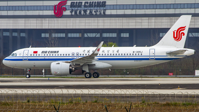 B-305J - Airbus A320-271N - Air China