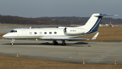 M-DKVL - Gulfstream G450 - Private