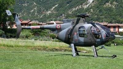 MM81278 - Breda Nardi NH-500E - Italy - Air Force