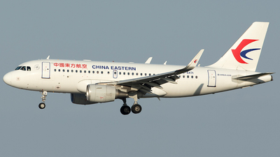 B-6471 - Airbus A319-115 - China Eastern Airlines