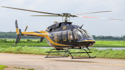 S2-AGB - Bell 407GX - BRB Air Limited