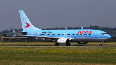 I-NEOX - Boeing 737-86N - Neos