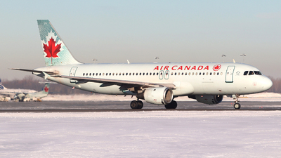 A picture of CFFWJ - Airbus A320211 - [0150] - © Guy Langlois
