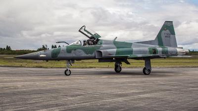 FAB4828 - Northrop F-5EM Tiger II - Brazil - Air Force