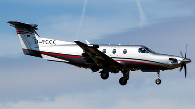 D-FCCC - Pilatus PC-12/47E - Private