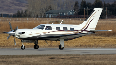A picture of CGXAZ - Piper PA46500TP - [4697369] - © Mike MacKinnon