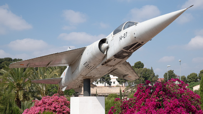 C.14-47 - Dassault Mirage F1M - Spain - Air Force