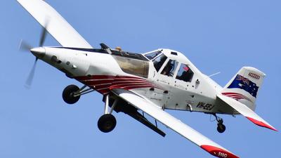 VH-EEJ - Thrush Aircraft S2R-H80 - Helispecs Aviation
