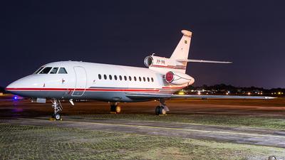 PP-IPR - Dassault Falcon 900 - Private