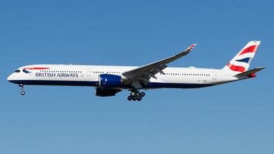 F-WZFS - Airbus A350-1041 - British Airways