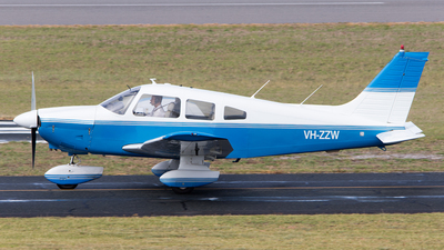 A picture of VHZZW - Piper PA28181 - [287990144] - © Lachlan Gatland