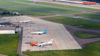 EBLG - Airport - Airport Overview