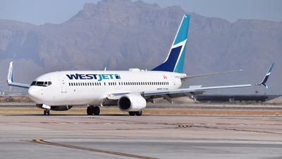 C-FCSX - Boeing 737-8CT - WestJet Airlines