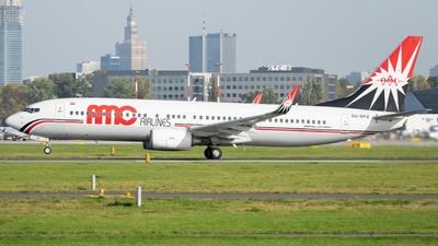 SU-BPZ - Boeing 737-86N - AMC Airlines