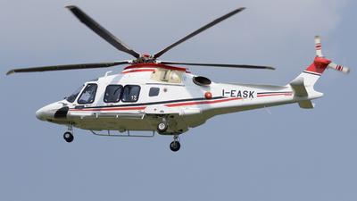 I-EASK - Agusta-Westland AW-169 - Agusta-Westland