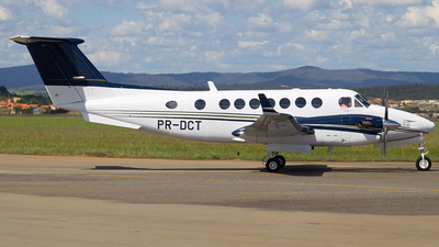 PR-DCT - Beechcraft B300 King Air 350 - Private