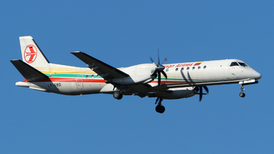 LY-SBD - Saab 2000 - Lithuanian Airlines