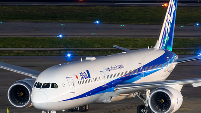 JA928A - Boeing 787-9 Dreamliner - All Nippon Airways (Air Japan)