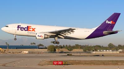 A picture of N717FD - Airbus A300B4622(F) - FedEx - © Matthew B.