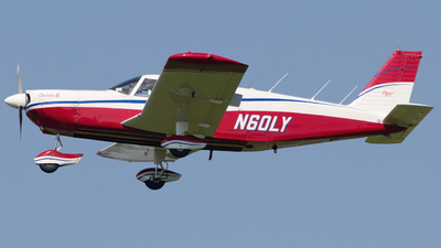 N60LY - Piper PA-32-260 Cherokee Six - Private
