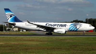 SU-GCF - Airbus A330-243 - EgyptAir
