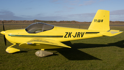 ZK-JRV - Vans RV-12 - Private