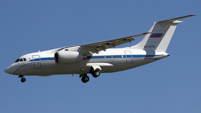 RA-61719 - Antonov An-148-100EA - Russia - Federal Security Service