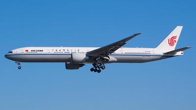 B-1428 - Boeing 777-39LER - Air China