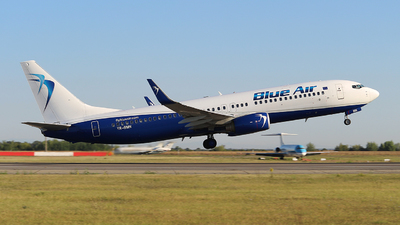 YR-BMN - Boeing 737-82R - Blue Air