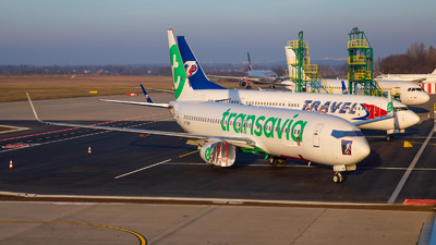 2-TJFK - Boeing 737-8AL - Transavia Airlines