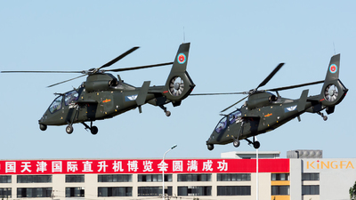 LH94975 - Harbin WZ-19 - China - Army