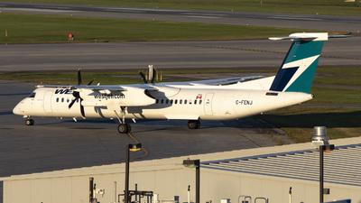 C-FENJ - Bombardier Dash 8-Q402 - WestJet Encore