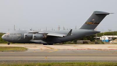 93-0601 - McDonnell Douglas C-17A Globemaster III - United States - US Air Force (USAF)