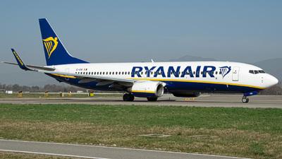 A picture of EIEBI - Boeing 7378AS - Ryanair - © Fabio Pozzessere