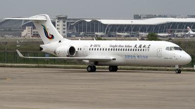 B-001L - COMAC ARJ21-700 - Genghis Khan Airlines