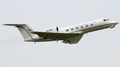 TR-KSP - Gulfstream G-IV(SP) - Gabon - Government