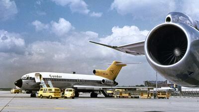 D-ABIK - Boeing 727-30 - Condor