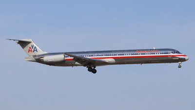N501AA - McDonnell Douglas MD-82 - American Airlines