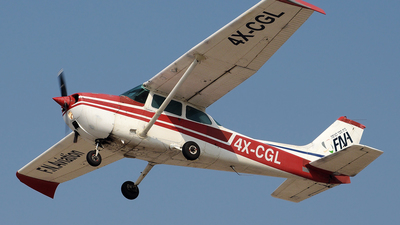 4X-CGL - Cessna 172M Skyhawk - FN Aviation