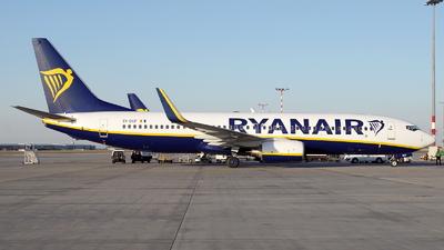 A picture of EIDCF - Boeing 7378AS - Ryanair - © Václav Kudela