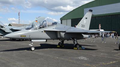 331 - Alenia Aermacchi M-346 Master - Singapore - Air Force