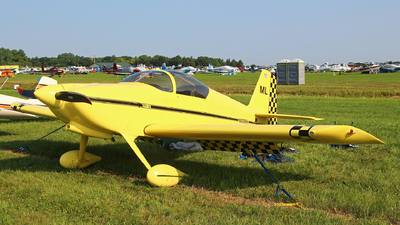 N976RH - Vans RV-6 - Private