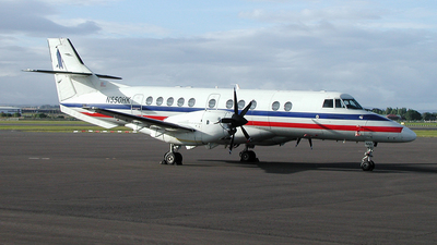 N550HK - British Aerospace Jetstream 41 - American Connection (Trans States Airlines)