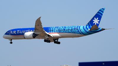 F-ONUI - Boeing 787-9 Dreamliner - Air Tahiti Nui