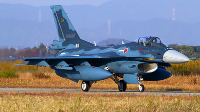 43-8528 - Mitsubishi F-2A - Japan - Air Self Defence Force (JASDF)