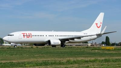 OM-GEX - Boeing 737-8AS - TUI (Air Explore)