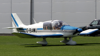 A picture of GBAMU - Robin DR400/160 - [778] - © Adam Loader